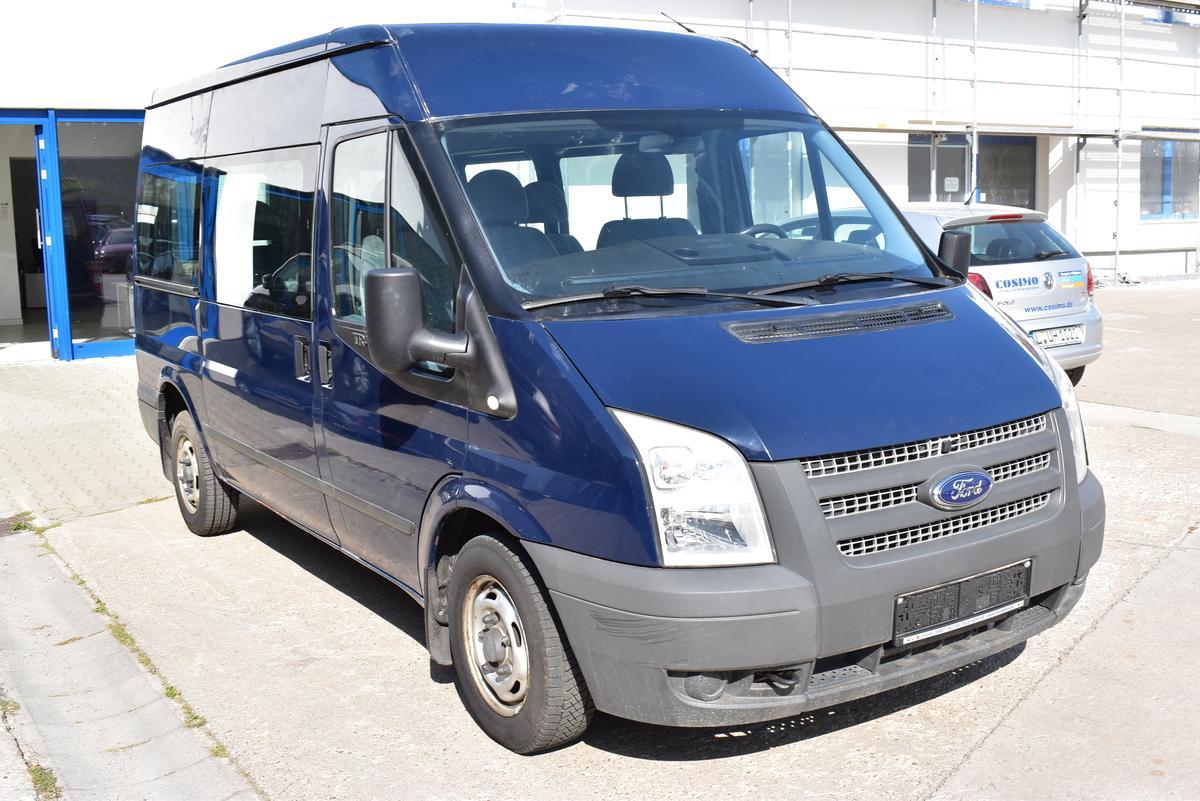 Ford Transit Kombi 2.2TDCi 9-Sitzer Klima Standheizung
