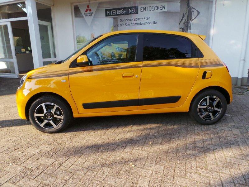 Renault Twingo SCe 75  Limited Deluxe-Paket, Tempomat, PDC, Klima