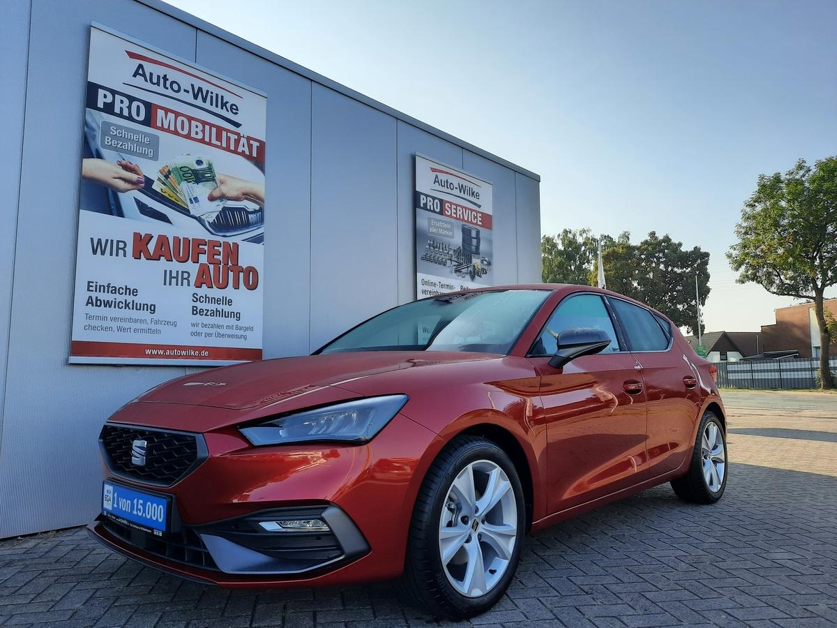 Seat Leon 1.5 TSI FR *BTH*LINK*LED*ASSIST*