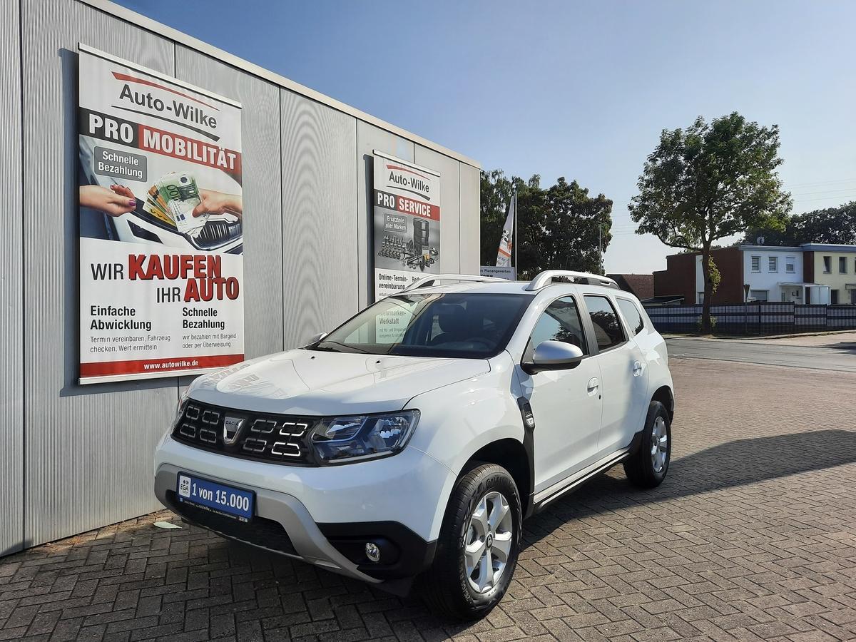 Dacia Duster II 1.0 Comfort *MET*BTH*ABS*ASR*