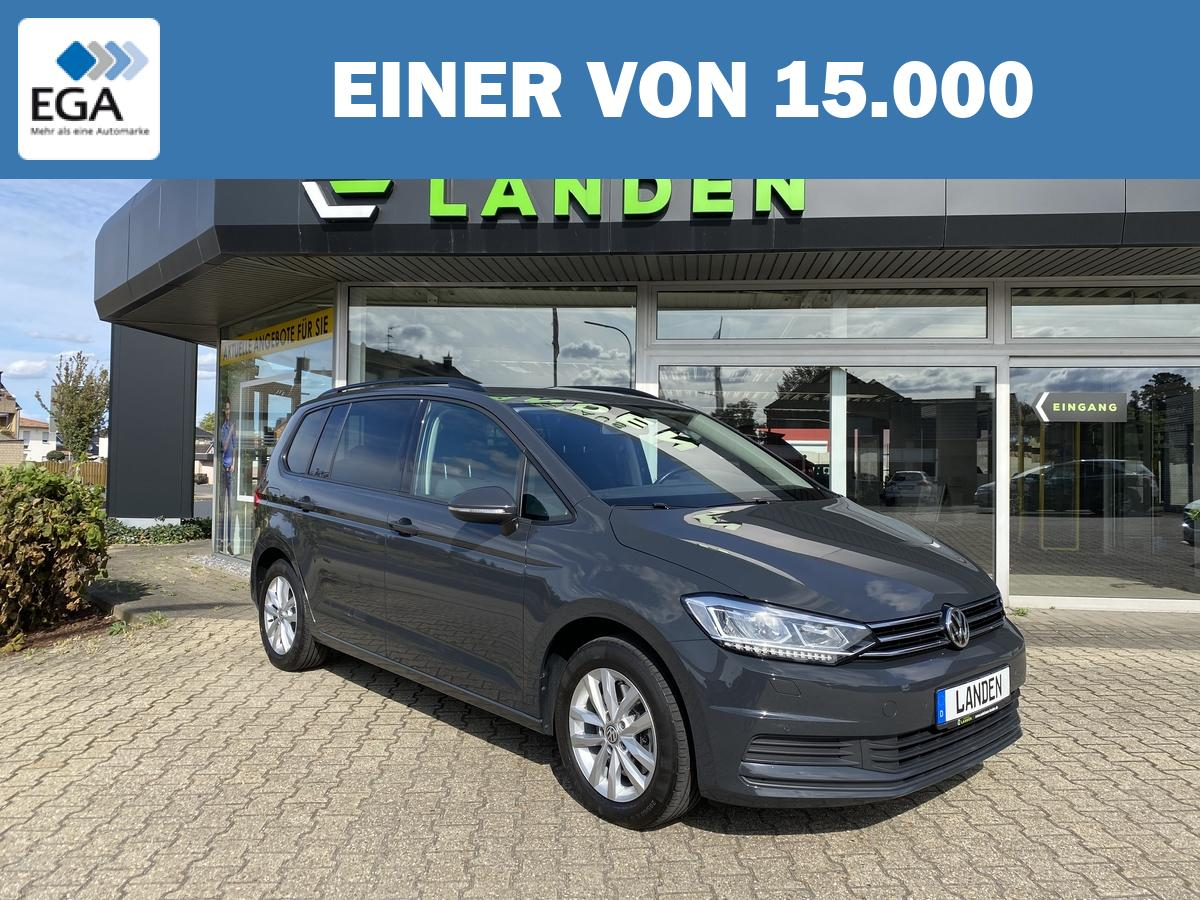Volkswagen Touran 2.0TDI Comfortline(Rückfk.AHK,Navi)