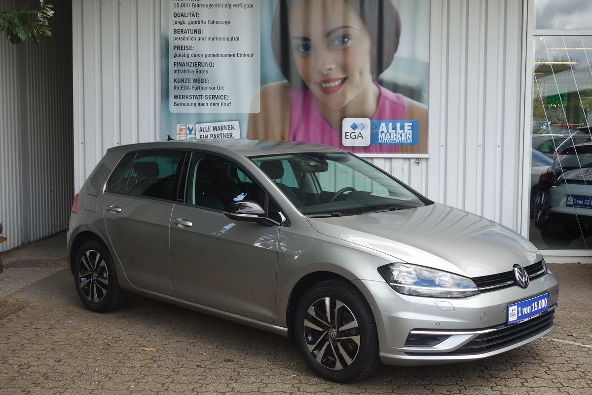 Volkswagen Golf 1.0 TSI IQ.DRIVE NAVI*ACC*ALU*SHZ*PTS AKTIV*SUNSET*TEMP