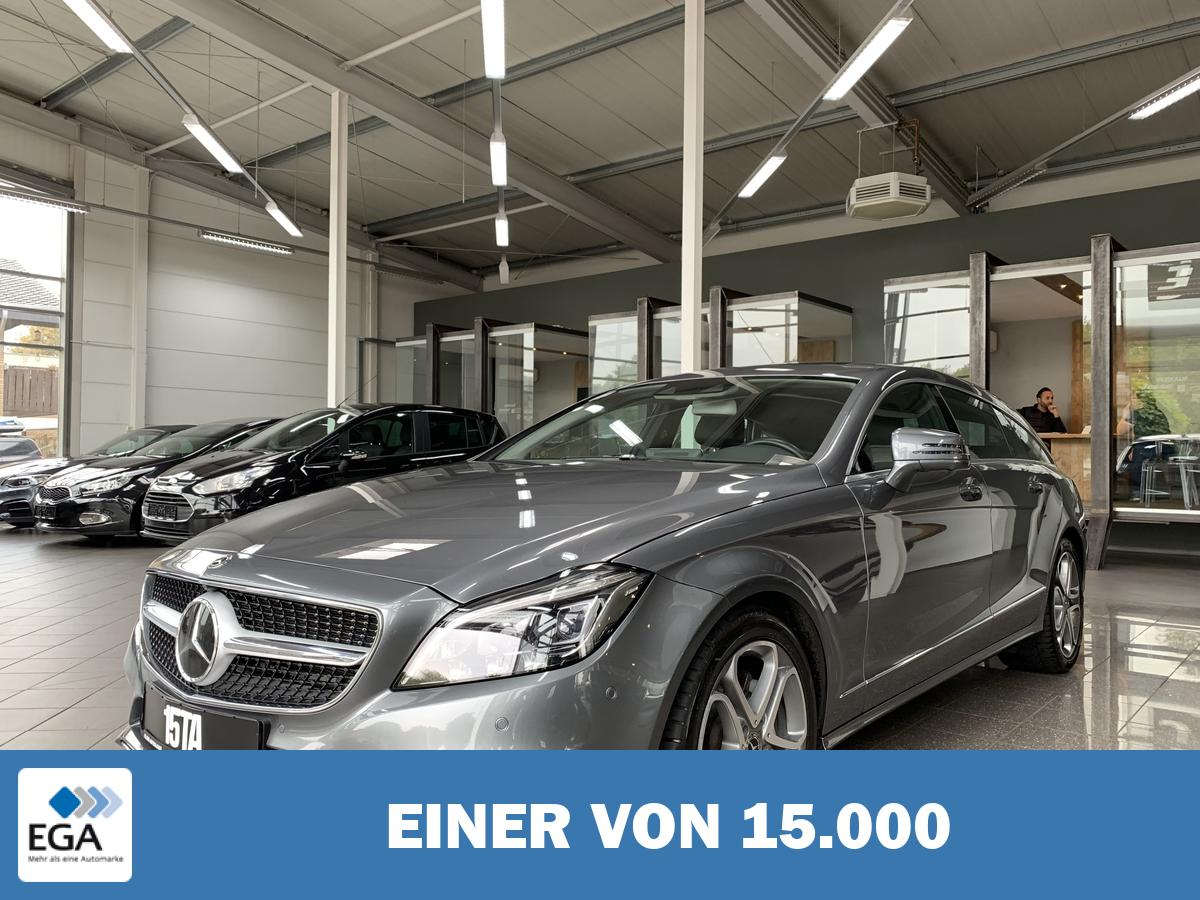 Mercedes-Benz CLS 400 Shooting Brake Multibeam Comand Distronic+ 360*Cam