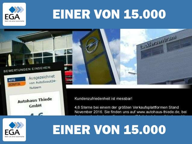 Opel Astra K ST 1.6D BUS.EDITION NAVI/STANDHEIZUNG