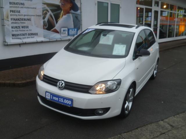 Volkswagen Golf Plus Match *Klima*Nebel*PDC*Sitzheizung*LM-Felgen*SD