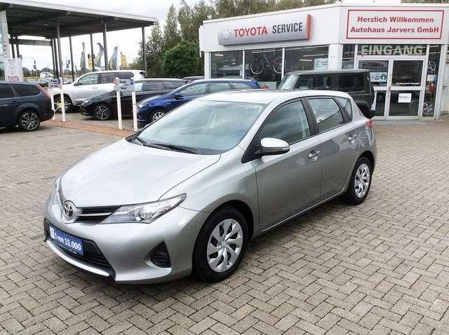 Toyota Auris Auris 1.33 Dual-VVT-i Cool*Klimaautomatik*R/CD*