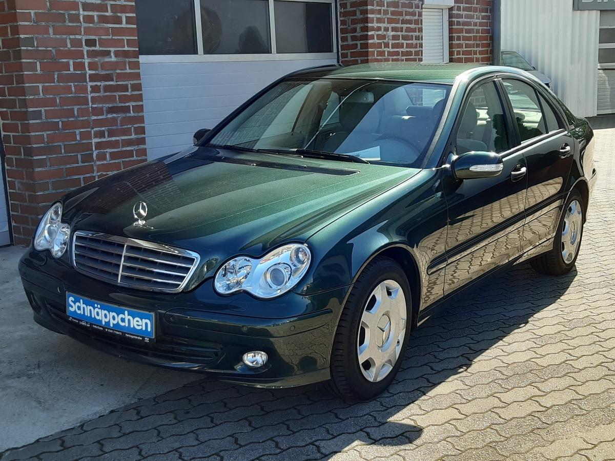 Mercedes-Benz C 220 CDI 6GS Stufenheck inkl. AHK