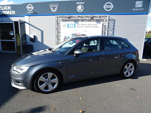 Audi A3 2.0 TDI SPORTBACK AMBITION PANORAMAD*NAVI*SHZG*PDC*XENON