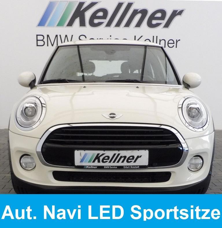 MINI Cooper  Autom.,Navi, LED,Sportsitze