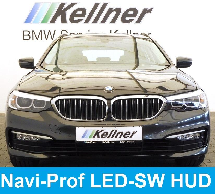 BMW 520d Tour.,Navi Profess.,LED-SW,Head-Up