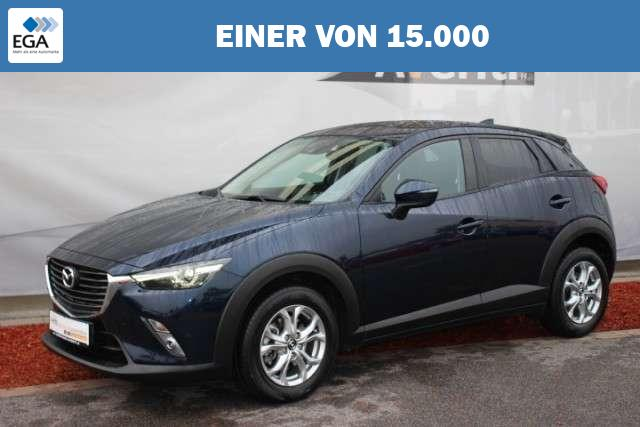 Mazda CX-3 2.0 SKYACTIV-G Exclusive-Line *LED*SHZ*DAB*