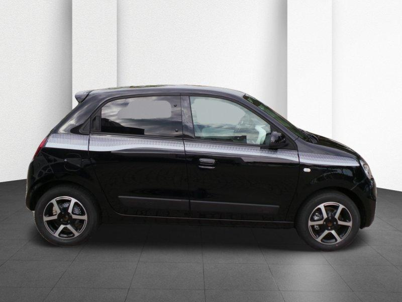 Renault Twingo  SCe 75 Limited Deluxe-Paket PDC