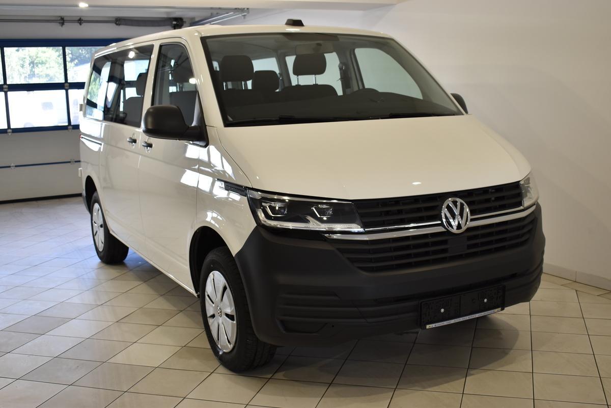 Volkswagen T6 Kombi T6.1 2.0TDI 6-Sitzer APP LED KlimaXL