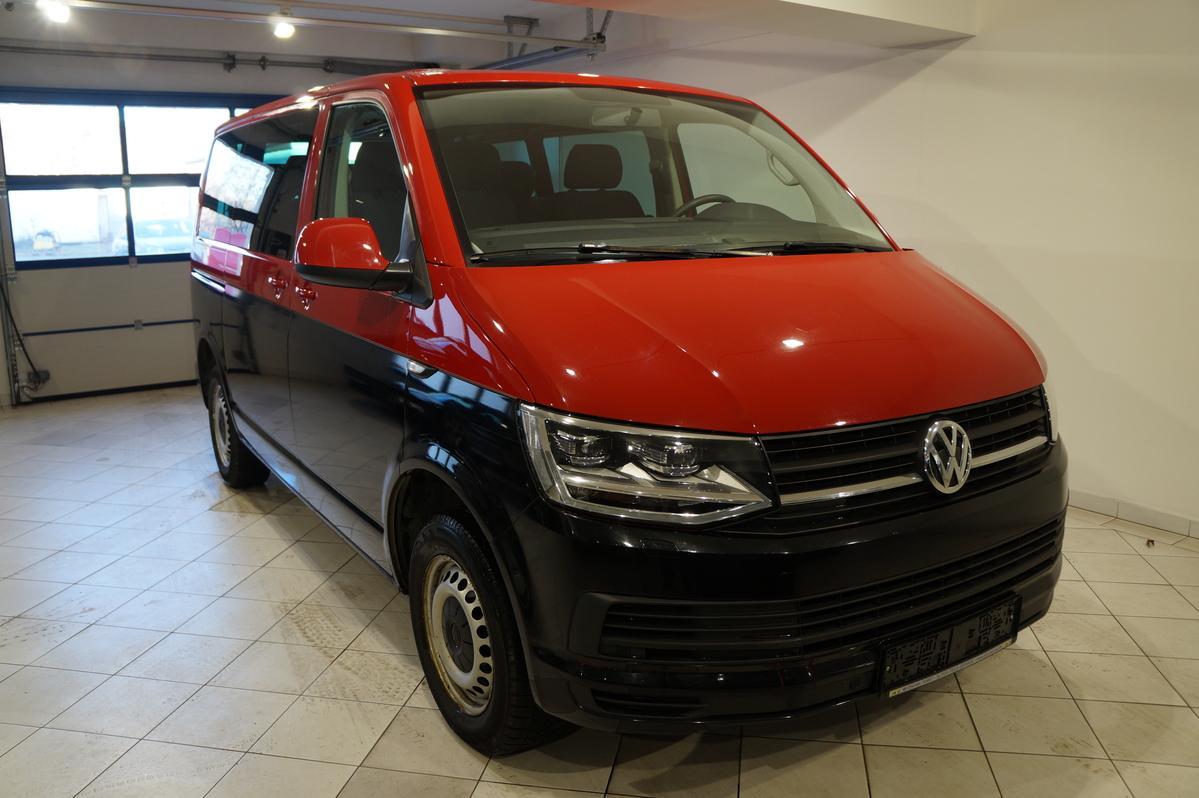 Volkswagen T6 Kombi 2.0TDI (EURO 6) KR LED 9-Sitzer Klima