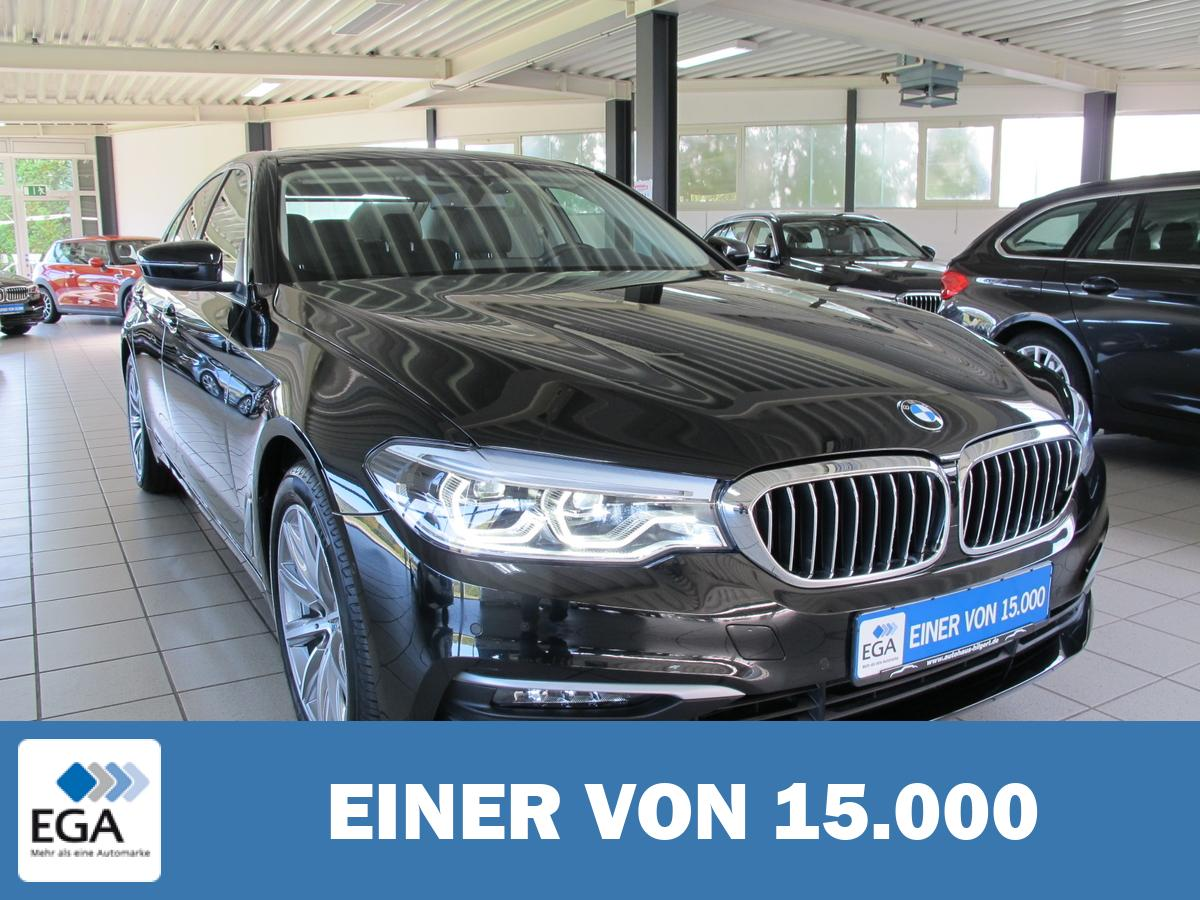 BMW 520d *Hud*Soft Close*Komfortsitze*GSD*Keyless