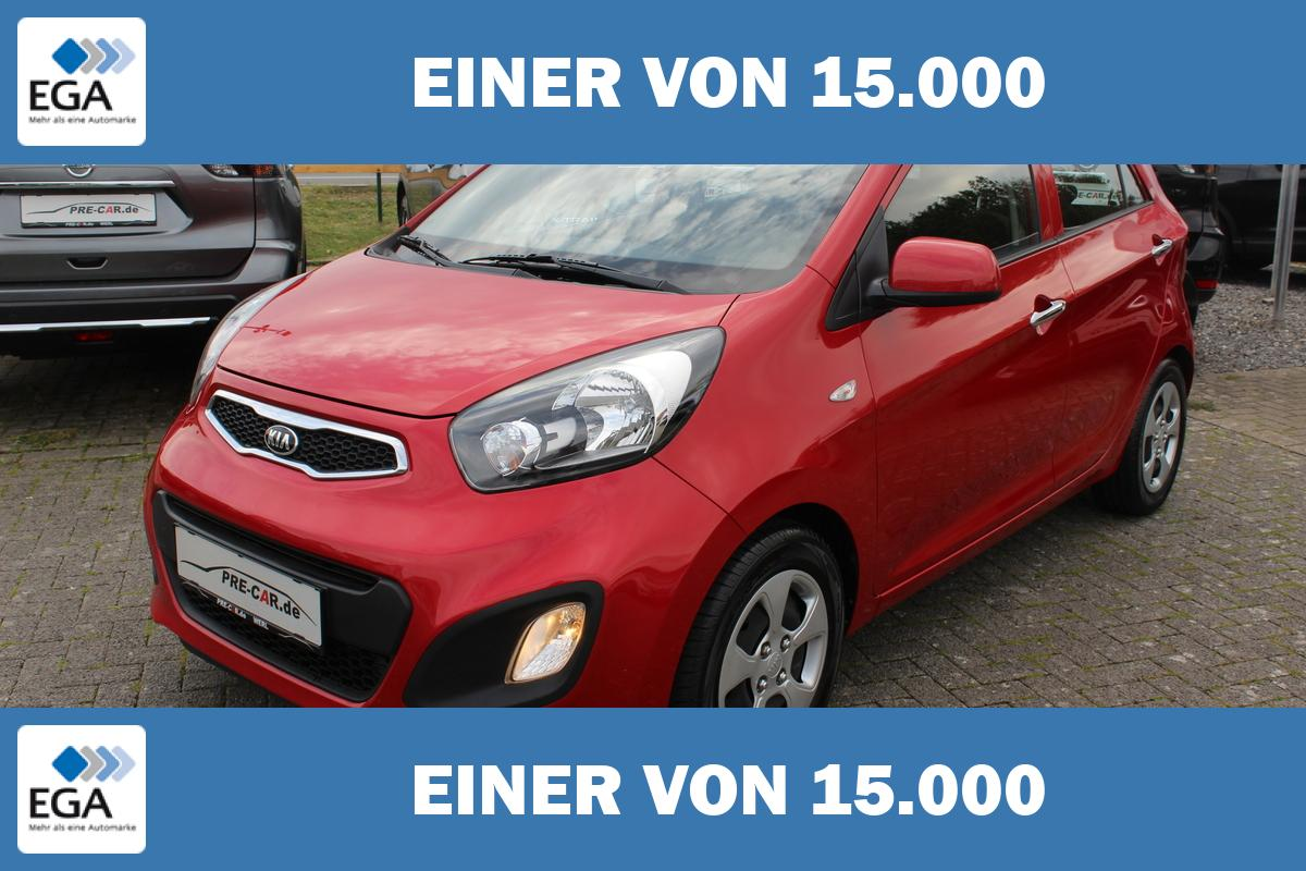Kia Picanto 1,0 Dream Team Klima/Sitz+Lenkradhzg/Bluetooth