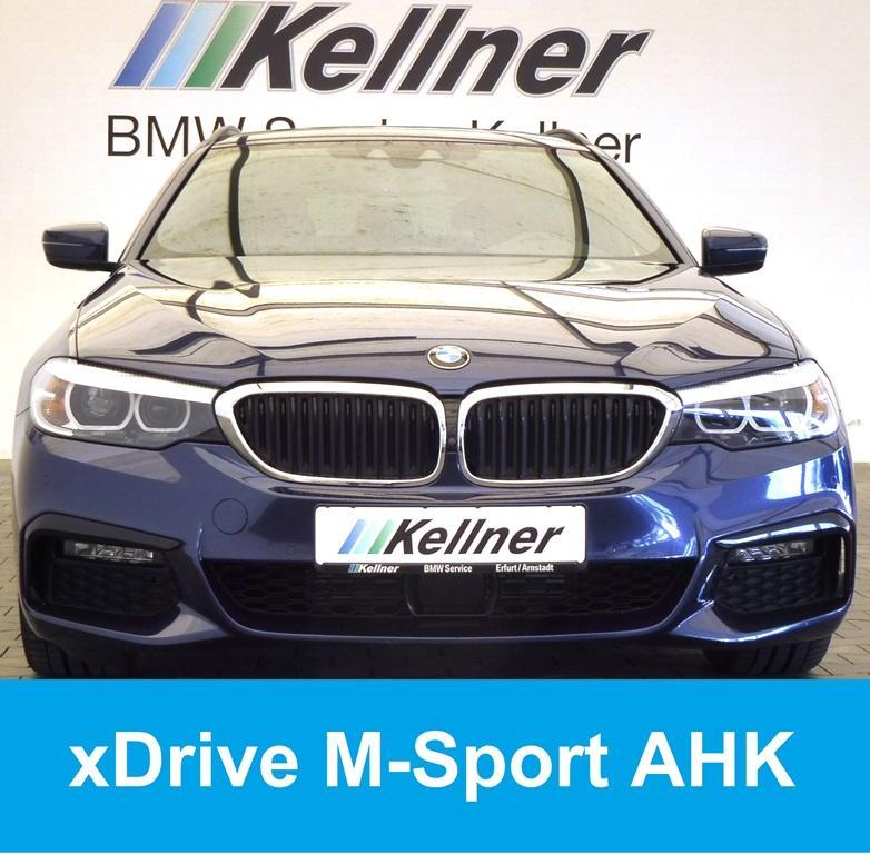 BMW 530d M-Sport, xDrive, AHK el.,Standheiz.