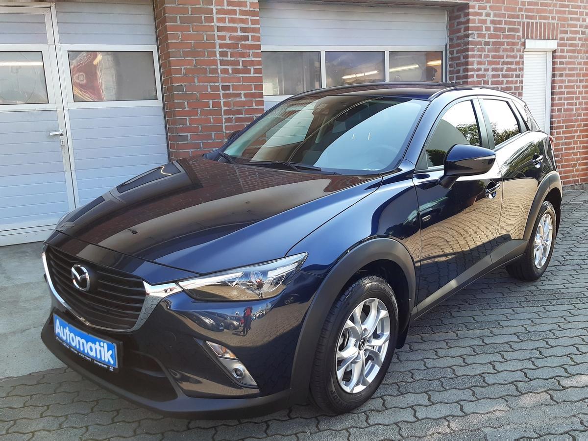Mazda CX-3 2.0 SKYACTIV-G Exclusive-Line