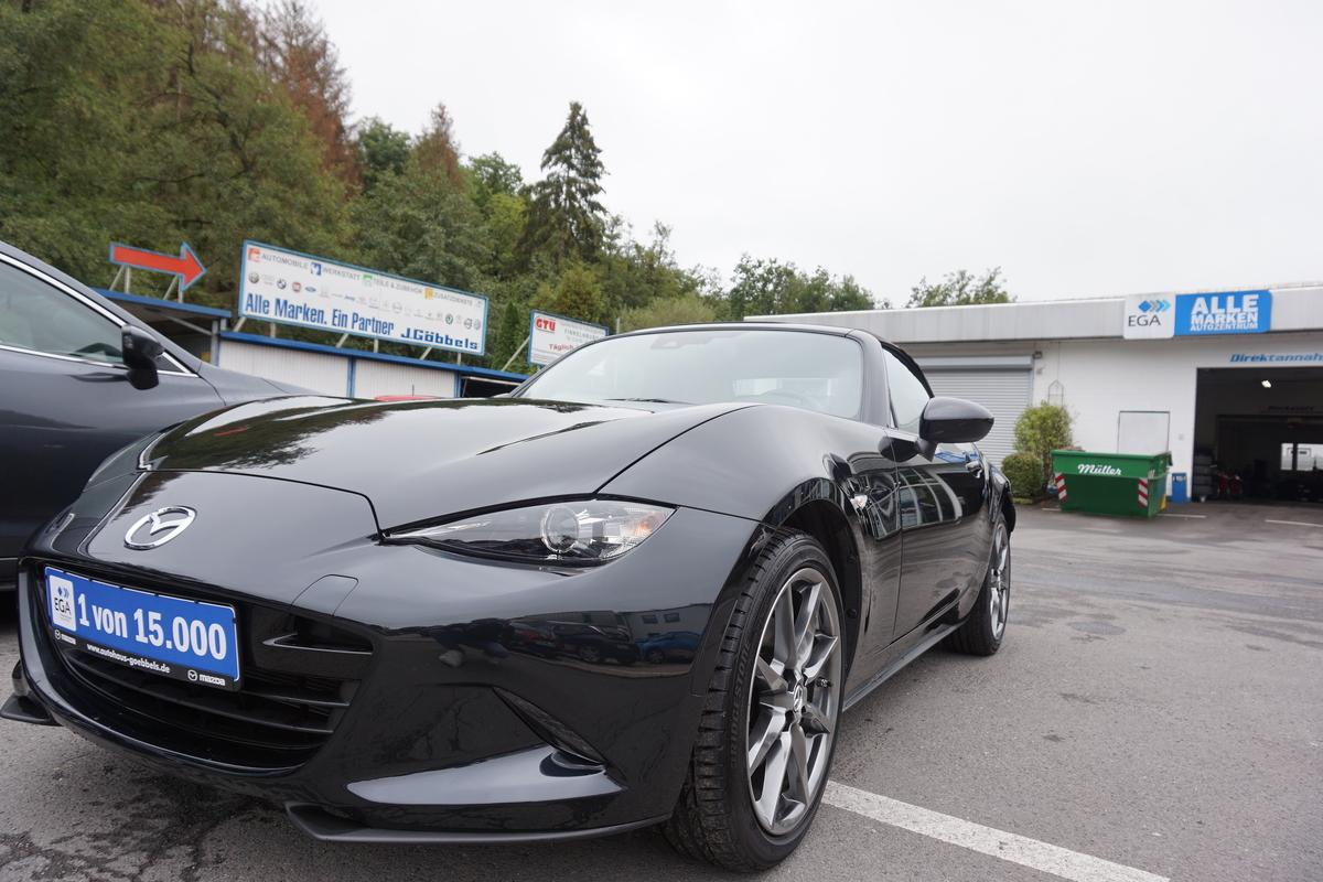 Mazda MX-5 Selection, Leder, Navi, LED, Kamera