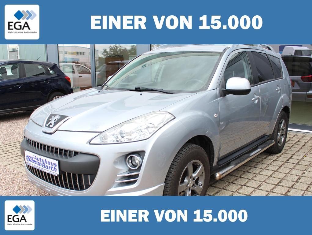 Peugeot 4007 * Allrad * Klimaanlage * Radio * BC *