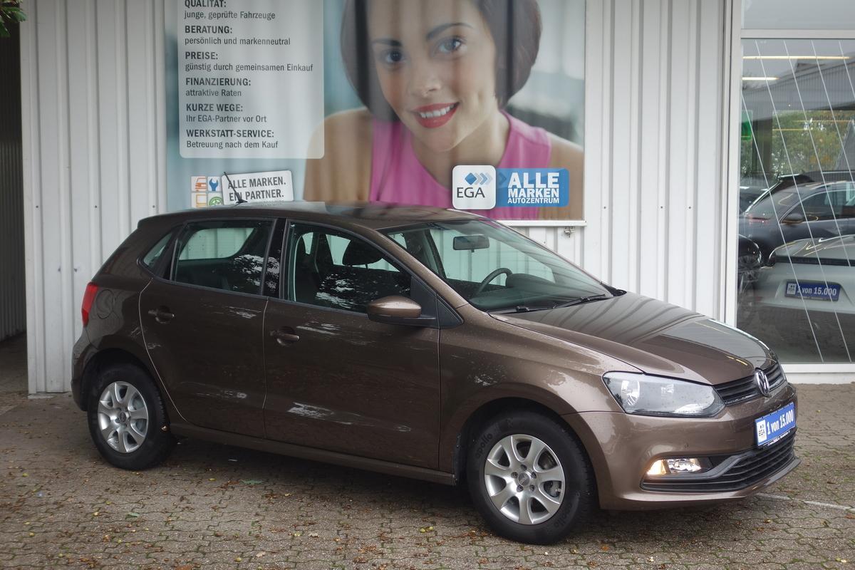 Volkswagen Polo 1.0 Trendline ALU*CLIMATIC*PDC*EFH*ALLWETTERREIFEN*