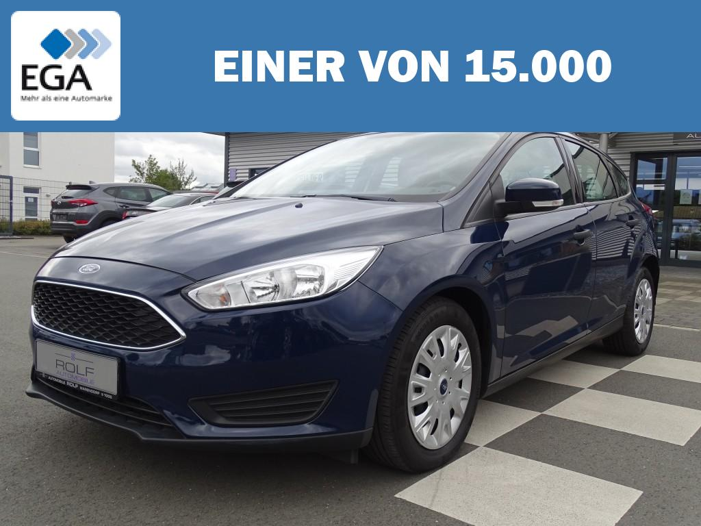 Ford Focus  1.0   Ambiente   Klima   Radio-CD   BC