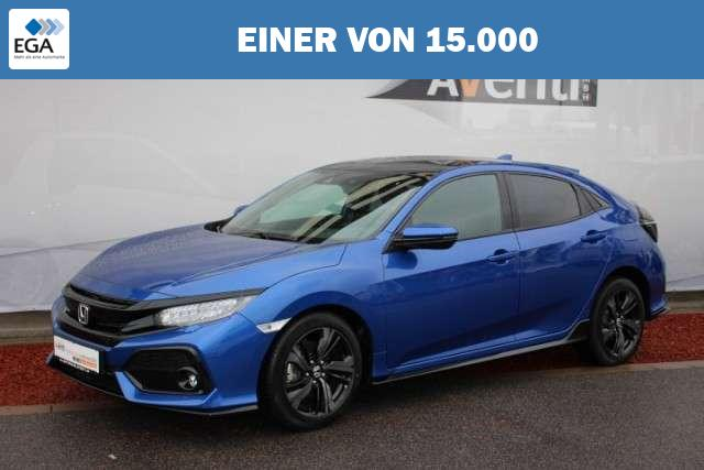Honda Civic 1.5 VTEC TURBO Sport Plus *LED*Automatik*