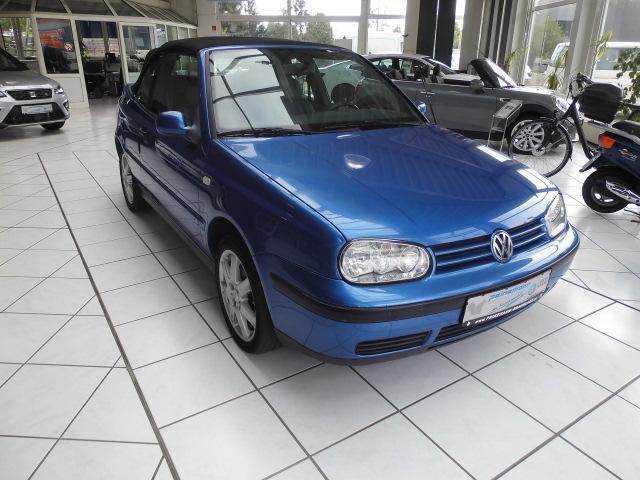 Volkswagen Golf Cabrio 1.6 Generation STOFFVERDECK  wie NEU