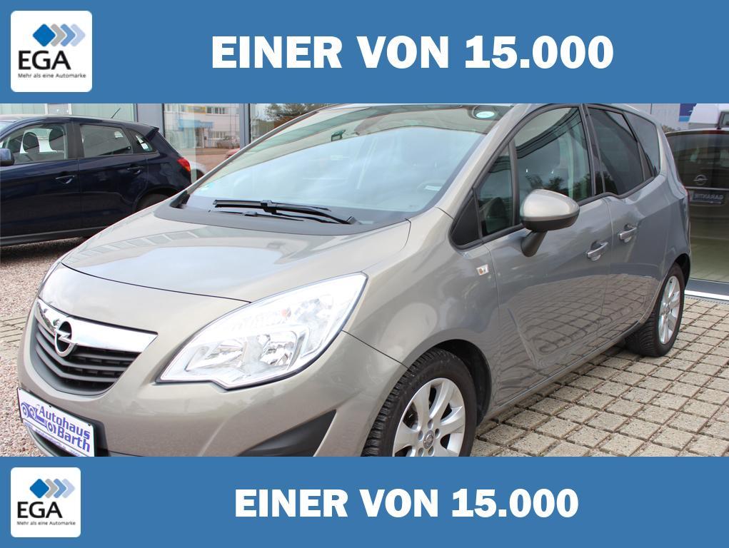 Opel Meriva * Klimaanlage * Tempomat * NSW *