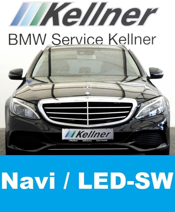 Mercedes-Benz C 220 d T Navi, LED, Avantgardepaket, Luxury-Paket