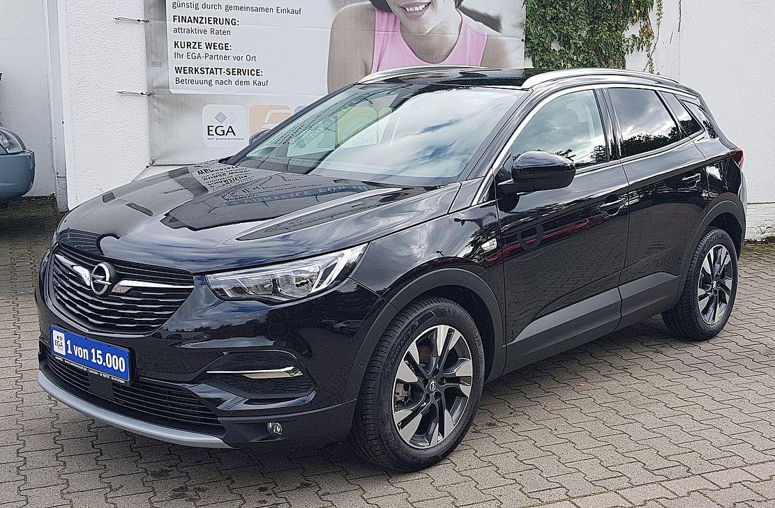 Opel Grandland X Innovation 1.6 i Automatik Navi*Sitz&Lenkradhzg