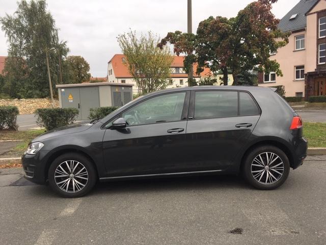 Volkswagen Golf Allstar * Navi