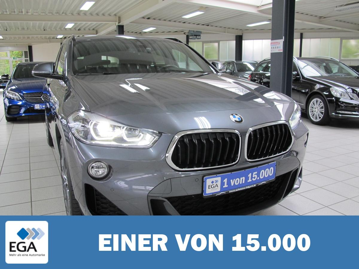 BMW X2,xDrive20d M Sport*HuD*LED Scheinwerfer*