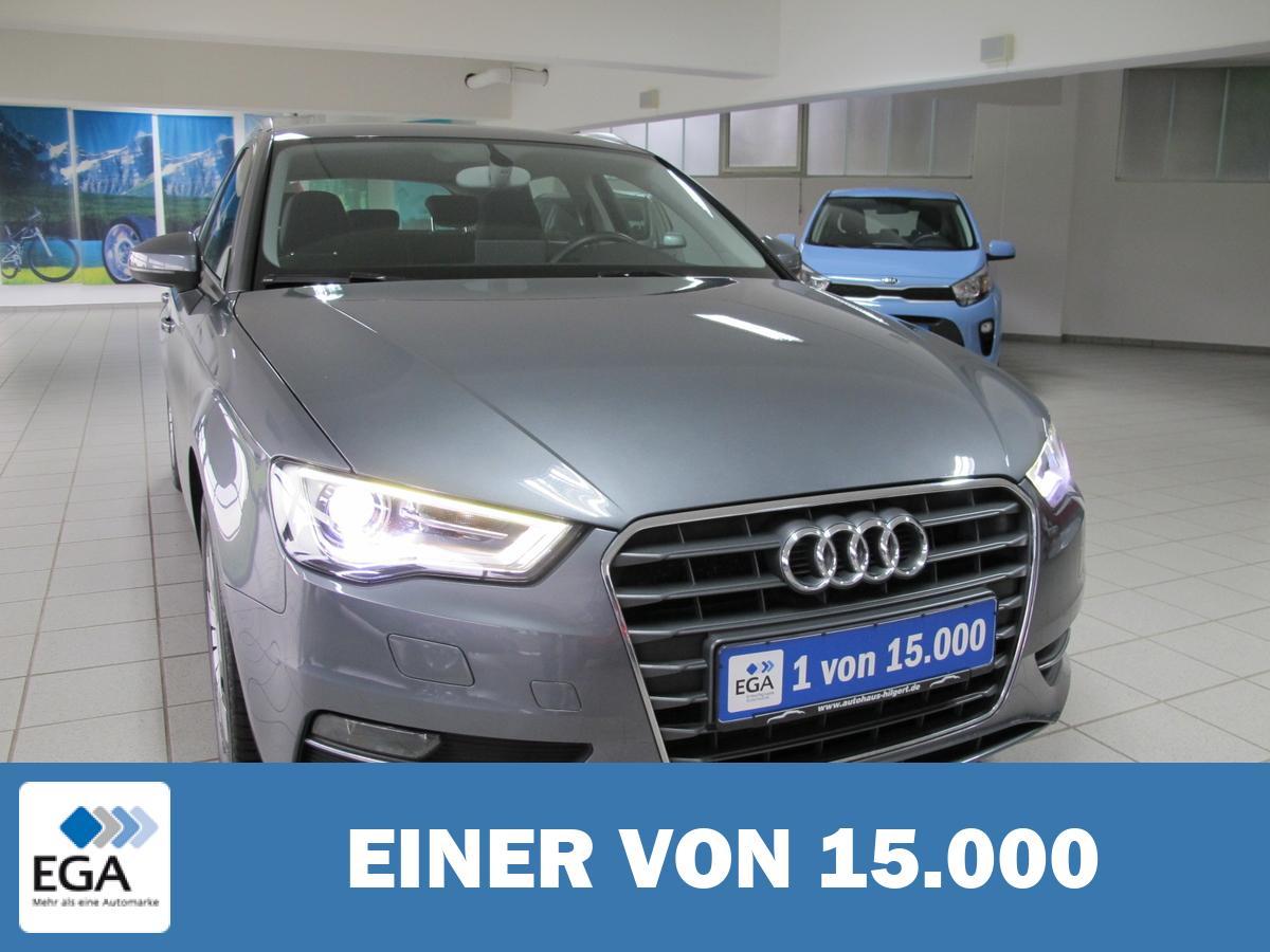 Audi A3 Sportback,1.4 TFSI,Attraction,Navi.,Sitzh.,PDC,Xenon