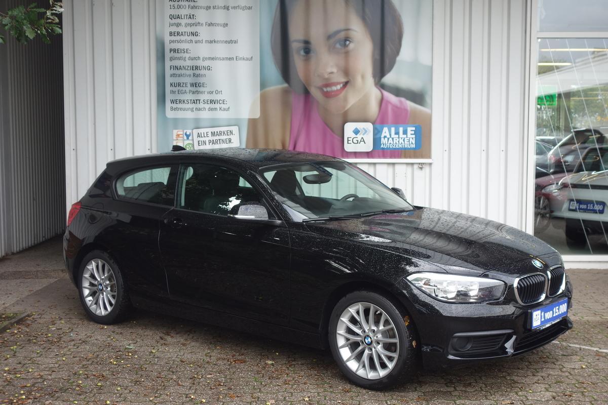BMW 118i 1.HD *PDC*ALU*KLIMAAUTO*SHZ*LICHT+REGENSENSOR*