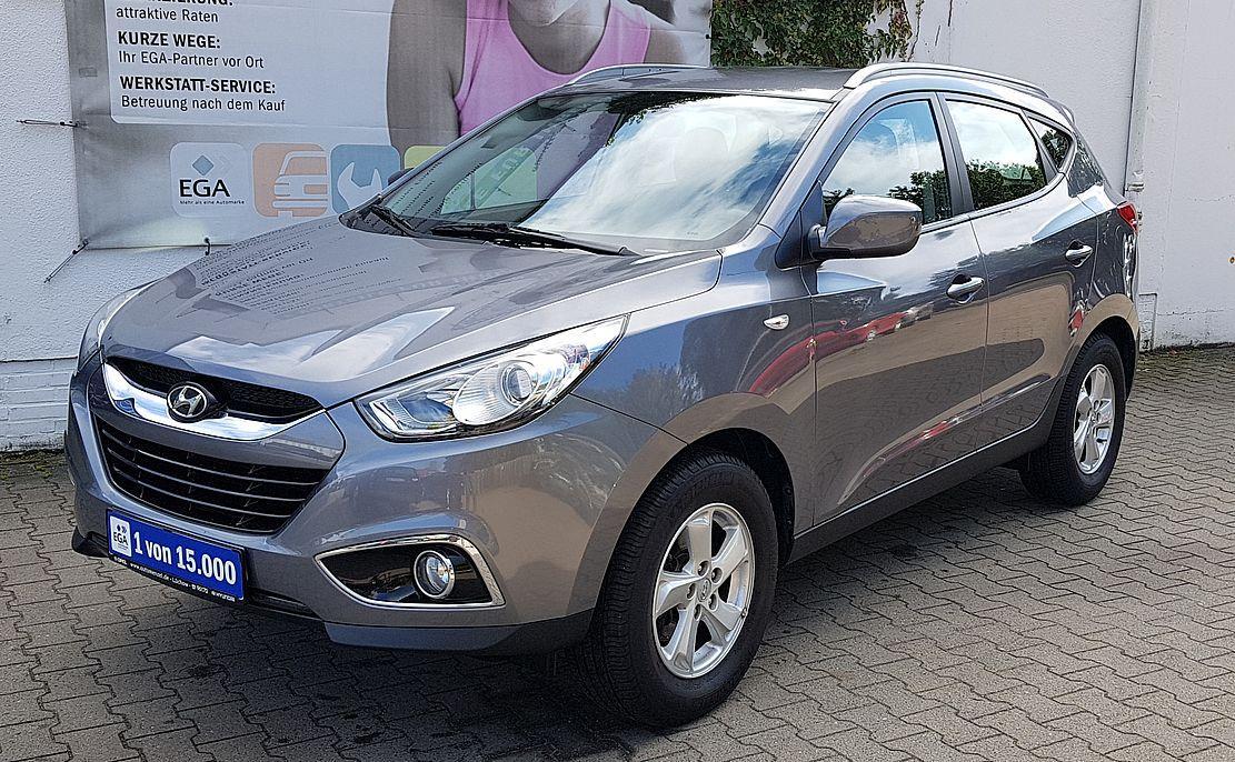 Hyundai ix35 1.6 i Navi*Rückfahrkamera*Klima*Alu