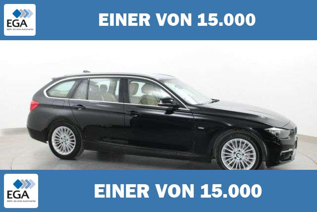 BMW 318d Tour Aut. Luxury Line PANOR+HEAD+LEDER+NAVI