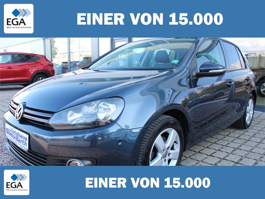 Volkswagen Golf * Steuerkette NEU * Standheizung * Climatronic *