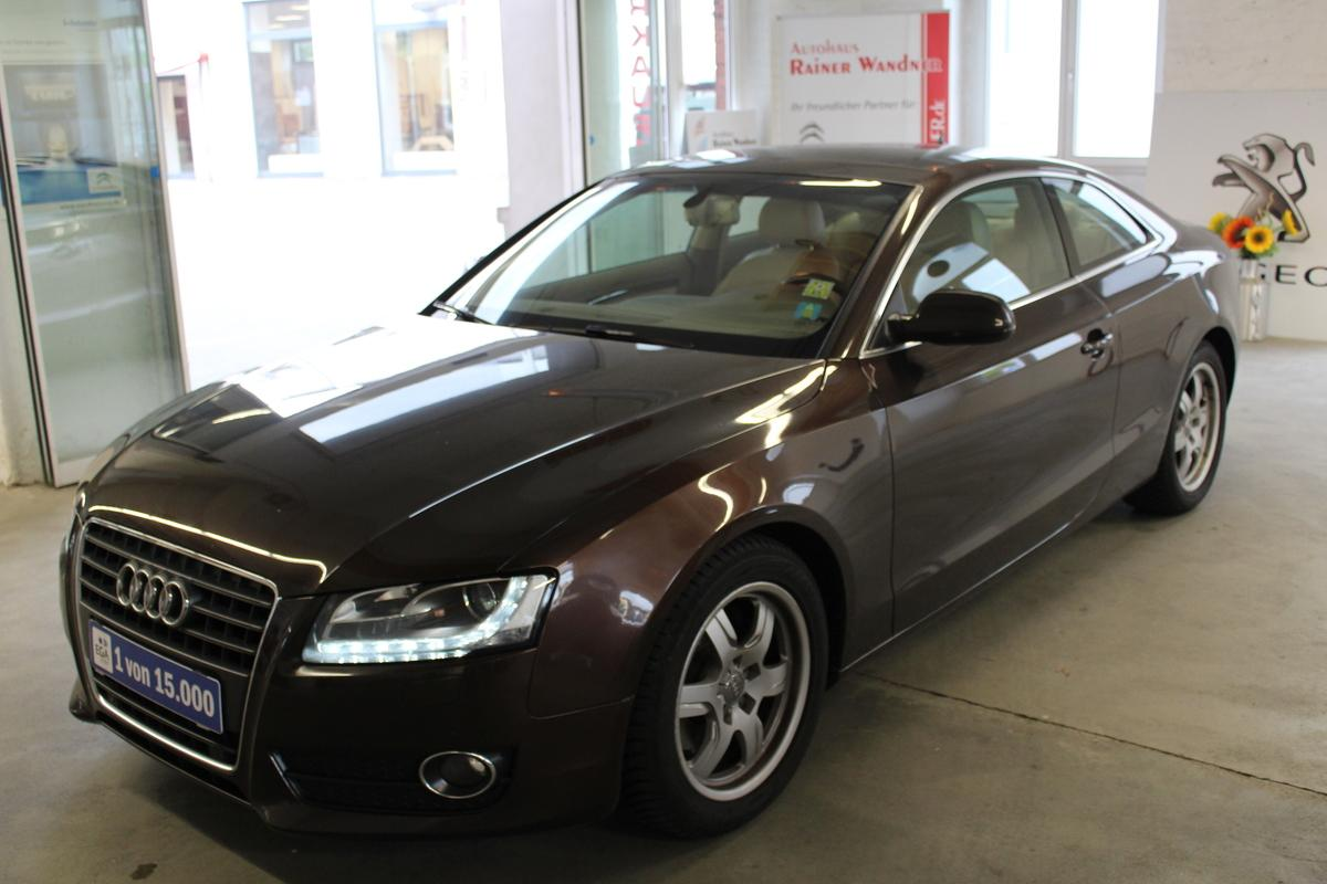 Audi A5 1,8 TFSI Multitronic