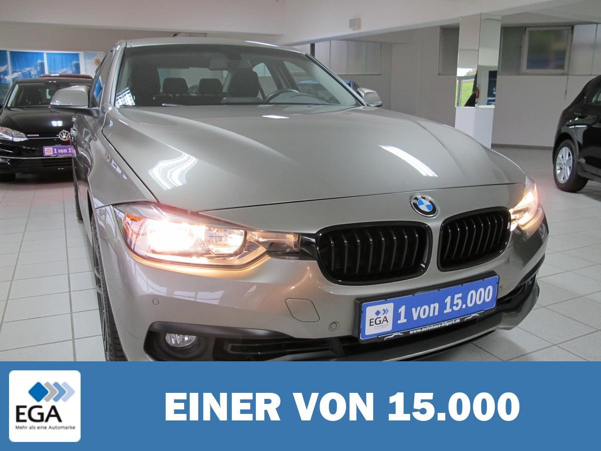 BMW 318i,Navi.,Rückfahrk.,Sitzh.,PDC,1 Hd.