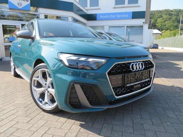 Audi A1 Sportback S line Bang+LED
