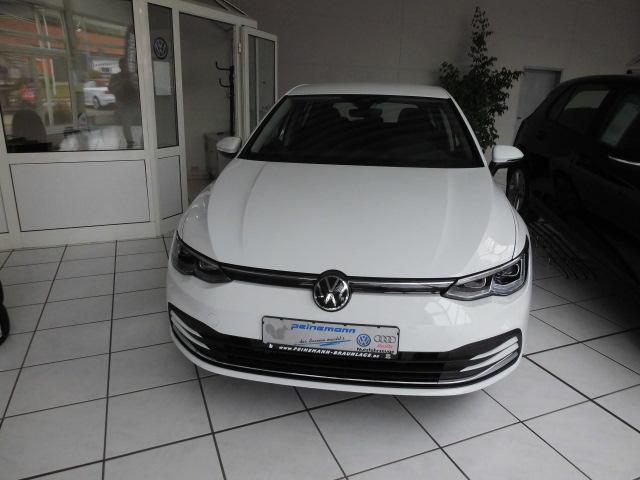Volkswagen Golf VIII 1.5 TSI Style OPF (EURO 6d-TEMP)