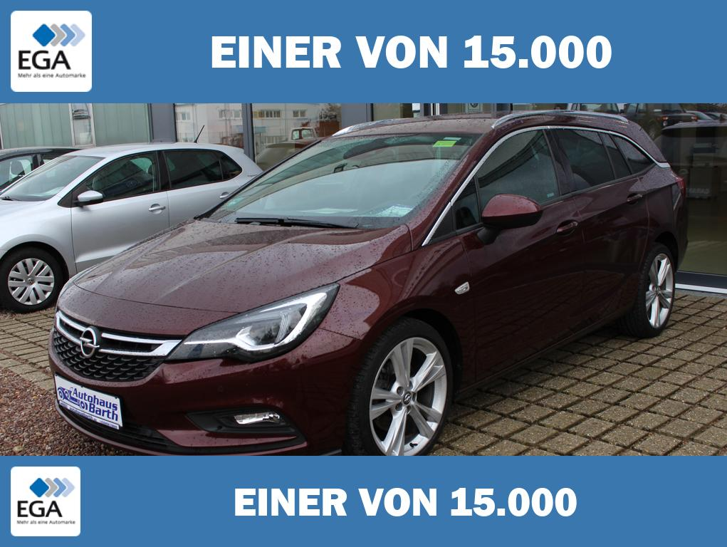 Opel Astra * Standheizung * Navigation * LED * SHZ *