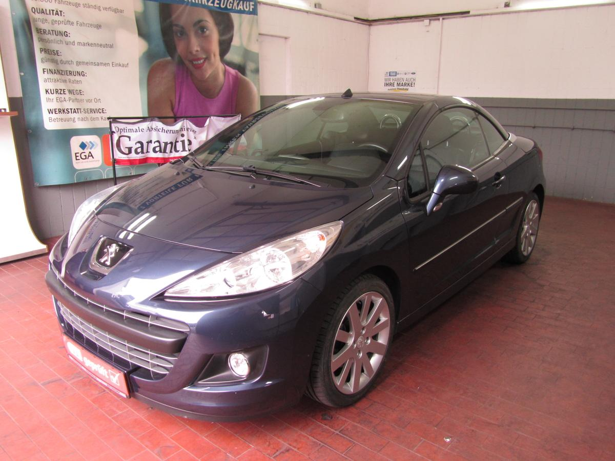 Peugeot 207 CC Active 155 THP +1. Hand+Klimaautom.