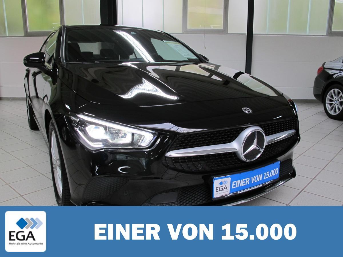 Mercedes-Benz CLA 200 LED+Tempomat+Klima+Navi+Sitzheizung+MBUX