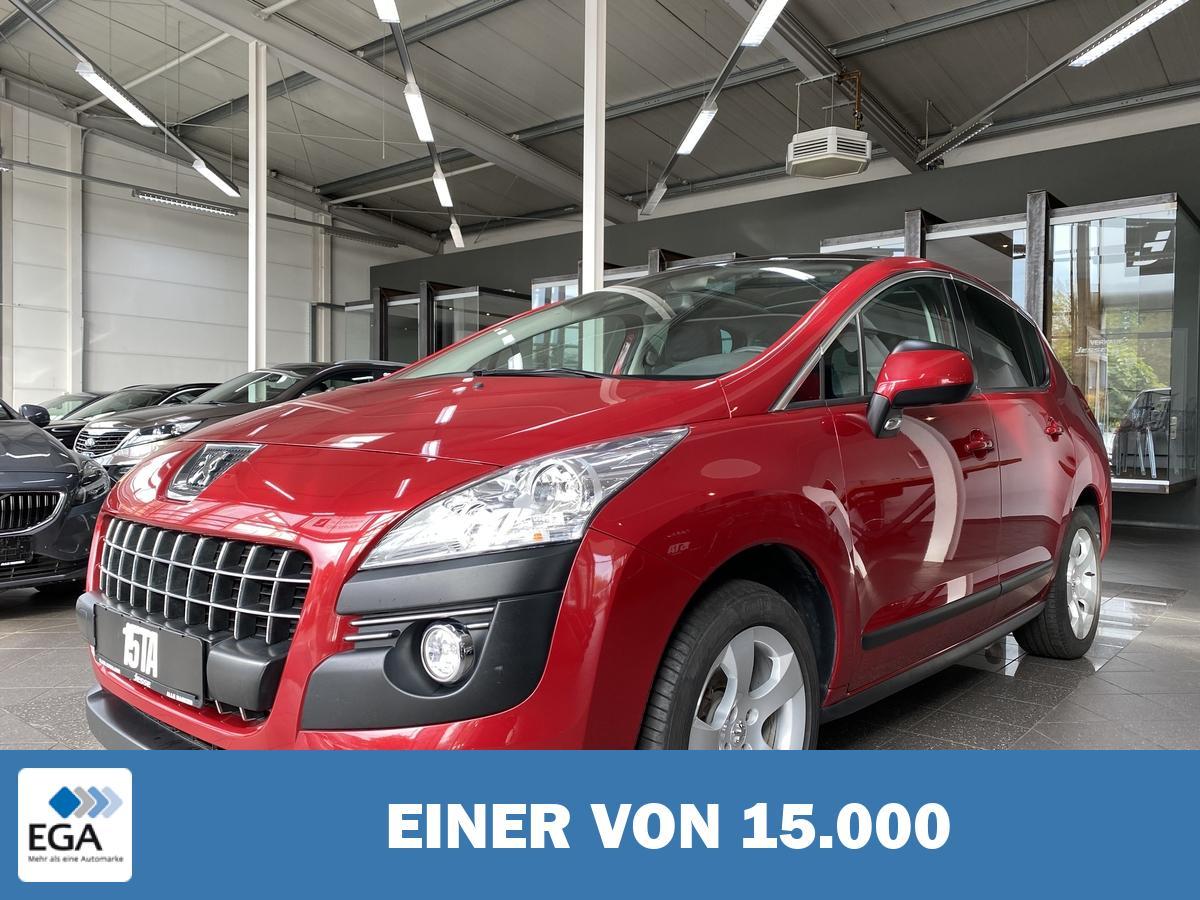 Peugeot 3008 2.0 HDi 150 Premium Klima SHZ PDC Pano
