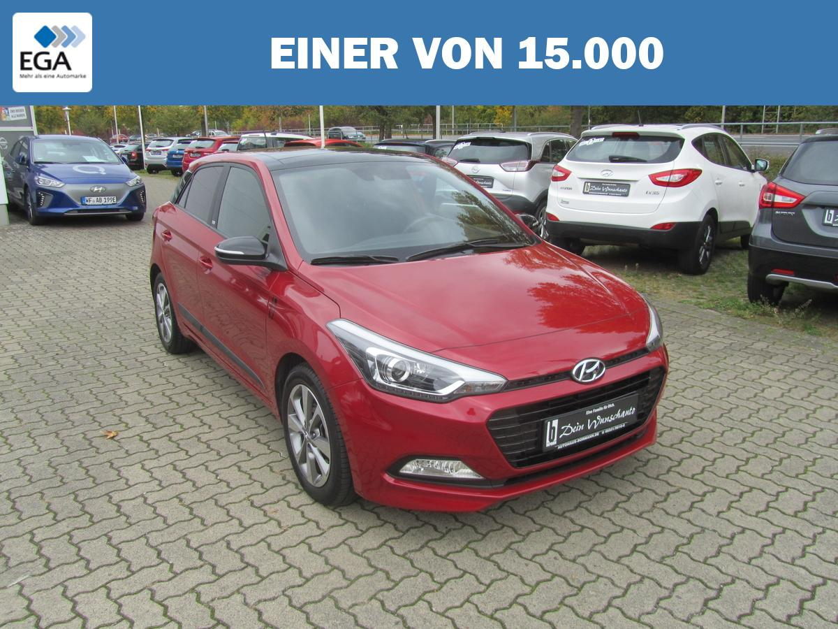 Hyundai i20 1.0  Passion Plus+Navi+PDC +Touchscreen &Panoramadach