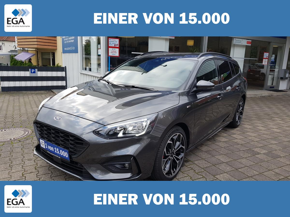 Ford Focus Turnier ST-Line X 155PS MHEV / Winterp. / Navi / 18