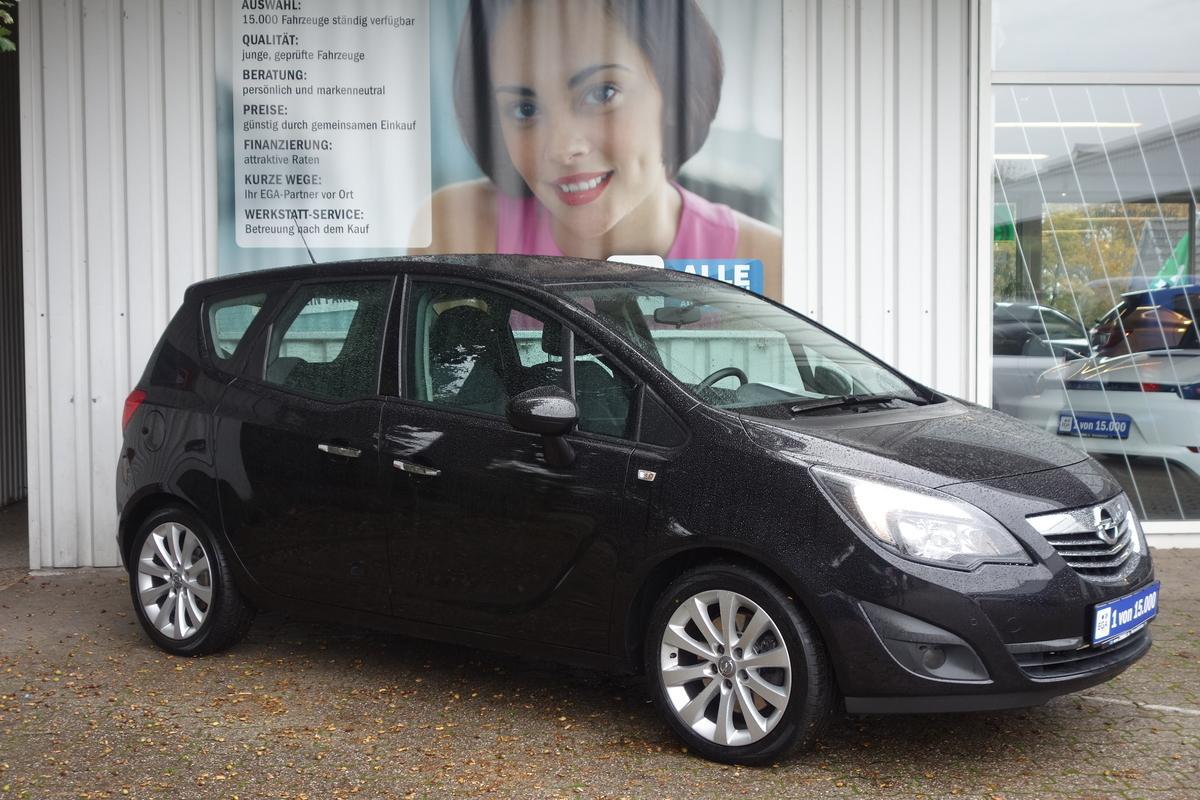 Opel Meriva B 1,4 ALU TEMPO SHZ PDC AHK WINTERPAKET