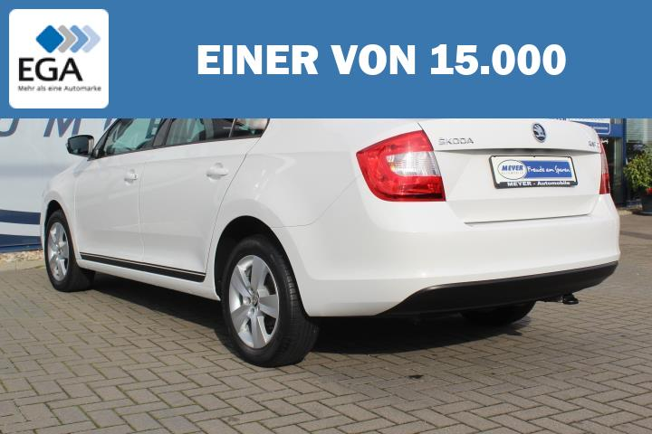 Skoda Rapid 1.2 TSI Ambition 15-Zoll/Nebel/Klima/Start
